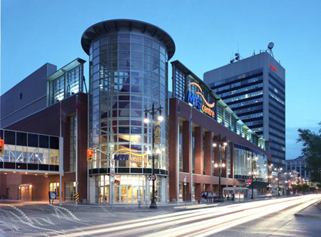 MTS Centre and True North Sports & Entertainment