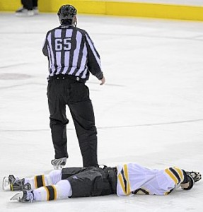 Suspensions in the NHL: Curbing the Concussion Epidemic